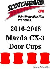 3M Scotchgard Paint Protection Film Pro Series Pre-Cut 2016 2017 2018 Mazda CX-3