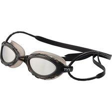 TYR Nest Pro Metallized Goggle - Titanium Metallic Lens