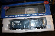 Atlas Big O Gauge 50' PS-1 Boxcar #6590-2 NIB 3 Rail Piedmont & Northern # 501