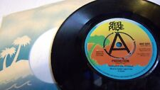 STEEL PULSE PREDICTION c/w REVOLUTION DUB (TAKE 11) ISLAND 'A' LABEL PROMO 1978