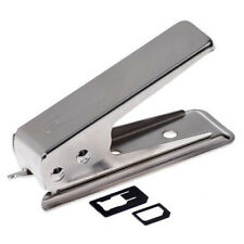 Nano SIM Karte Cutter Zange Stanze + Karten Adapter iPhone 5 iPad mini