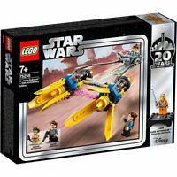Lego 75258 Anakin's Podracer 20 Ans Star Wars Neuf Emballage D'Origine - Int