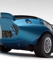 Daytona GT Ford Cobra Vintage 1966 Shelby Sport Race Car 1 18 Carousel Blue 40