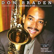 Don Braden - Landing Zone  / Landmark Records CD New