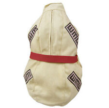 Anime Naruto Gaara Gourd Canvas Backpack Shoulder Chest Bag Cosplay Satchel Gift