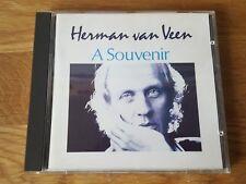 Herman Van Veen - A Souvenir - CD 1990