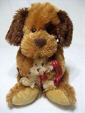 Large Dan Dee Dog Puppy Plush Collector's Choice