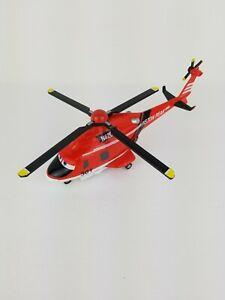 "Disney Pixar Planes Fire Rescue 10"" Talking Blade Ranger Piston Peak Helicopter"