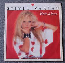 Sylvie Vartan, rien à faire / j'en ai tellement reve , SP - 45 tours
