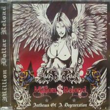 Million Dollar Reload(CD Album)Anthems Of A Degeneration-Bulletproof 20-New