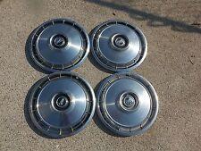 "66 67 Barracuda Valiant Hubcap Cover Set of 4 Hub Cap Rim 13""Inches"