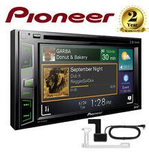 Pioneer avh-x490dab 2-din DVD stereo DAB Digital Radio Bluetooth iPod + ANTENNA