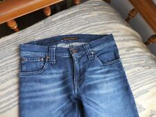 nudie organic jeans womenssize 25