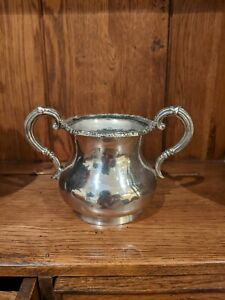 Silver plated Sugar Jug Creamer EP Sheffield
