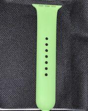 Extender Sports Wrist Band Bracelet for 42mm Apple Watch - Neon Green