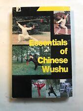 Essentials Of Chinese Wushu Paperback Kung Fu Tai Chi