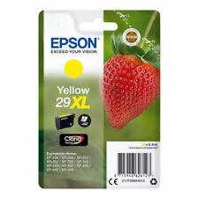 Lata Epson 29xl amarillo fresa