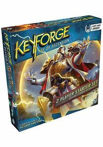 KeyForge: Age of Ascension 2 Player Starter Set :: Brand New And Sealed Box
