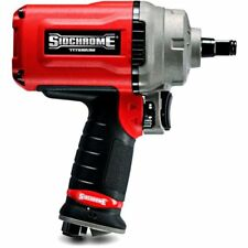Sidchrome COMPACT AIR IMPACT WRENCH SCMTTA050 1/2'' Drive, Reverse Lever