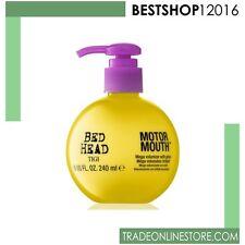 TIGI Bed Head Motor Mouth 240 ml   Crema modellante e volumizzante