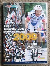 2009 Liege-Bastogne-Liege Fleche-Wallone World Cycling Productions 2 Dvd clean