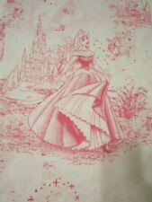 TWIN DISNEY PRINCESS SHEETS PINK AND WHITE TWIN FLAT & TWIN FITTED SHEETS