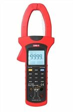 UNI-T UT233 USB LCD Digital Power Factor Clamp Meter 3-PHASE True RMS valeur FG