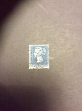 1870 Victoria GB 2d Blue SG47 plate 15 used.