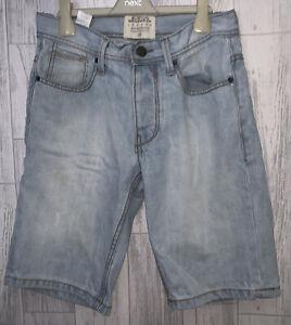 Men's 28 Inch Waist - Denim Shorts From Burton