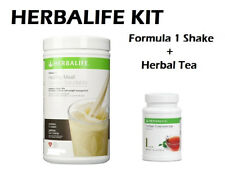 HERBALIFE COMBO KIT FORMULA 1 550g (any flavor) and  HERBAL TEA 1.8 Oz