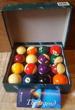 Aramith Pool Balls Complete Set New