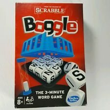 Scrabble BOGGLE Game  Used ALL ORIG PARTS Excellent cond. clean!