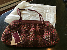 "VERA BRADLEY ""Annie"" Handbag TWEED COLLECTION New w/ TAGS, Rare, Retired!"