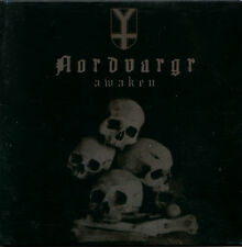 NORDVARGR awaken CD FIRST PRESS PAPERSLEEVE Folkstorm Toroidh Industrial