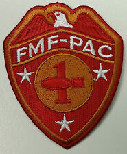 USMC Marine FMF-PAC 1st EOD (Explosive Ordnance Disposal) Company Color Patch(s)