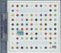 30 SECONDS TO MARS LOVE LUST FAITH + DREAMS SEALED CD NEW 2013 THIRTY