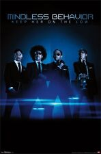 Mindless Behavior Keep Her on the Low Poster Art Print 22x34 T2086