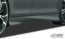 """RDX Seitenschweller MERCEDES C-Klasse W204 S204 Schweller """"Turbo"""" Set Spoiler"""