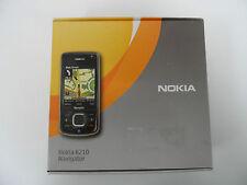 Handy Mobiltelefon, Nokia 6210 Navigator neuwertig mit A1 SIM-Lock + Brand E3322