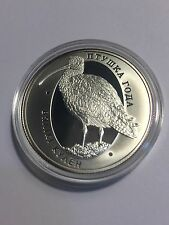 """Belarus 2011 """"Bird of the Year"""" Series Curlew Silver 925 PROOF"""