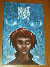 NIGHT MARY GRAPHIC NOVEL IDW REMENDER DWYER HORROR   9781933239271