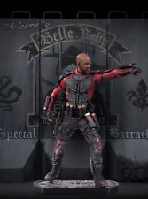 SUICIDE SQUAD DEADSHOT STATUE / DC COMICS / DC COLLECTIBLES