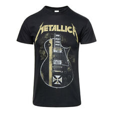 Official T Shirt METALLICA Black IRON CROSS Band Tee All Sizes