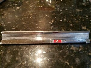 1963 FORD FALCON FUTURA Glove Box Moulding/Trim, Original....RARE !