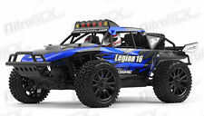 1/16 Scale Exceed Racing Desert Monster R/C Truck BRUSHED RTR 2.4ghz Blue NEW