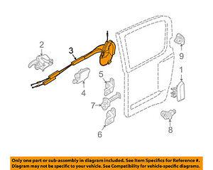 cciyu Front//Rear Left//Right Door Lock Actuators Door Latch Replacement Fits for 2000-2001 Infiniti I30 2002-2006 Nissan Altima 1998-2004 Nissan Frontier 2001-2004 Nissan Xterra 759-224 2PCS