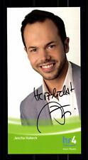 Jascha Habeck Autogrammkarte Original Signiert # BC 77121