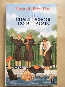The Chalet School Does it Again by Brent-Dyer, Elinor M.  Armada Paperback 1990