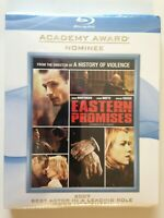 Eastern Promises (Blu-ray 2011, 1-Disc, Canadian)(NEW) Viggo Mortensen,