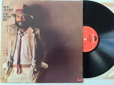 ROY AYERS YOU SEND ME VINYL LP RECORD U.K 1978 JAZZ FUNK SOUL CAN'T YOU SEE ME